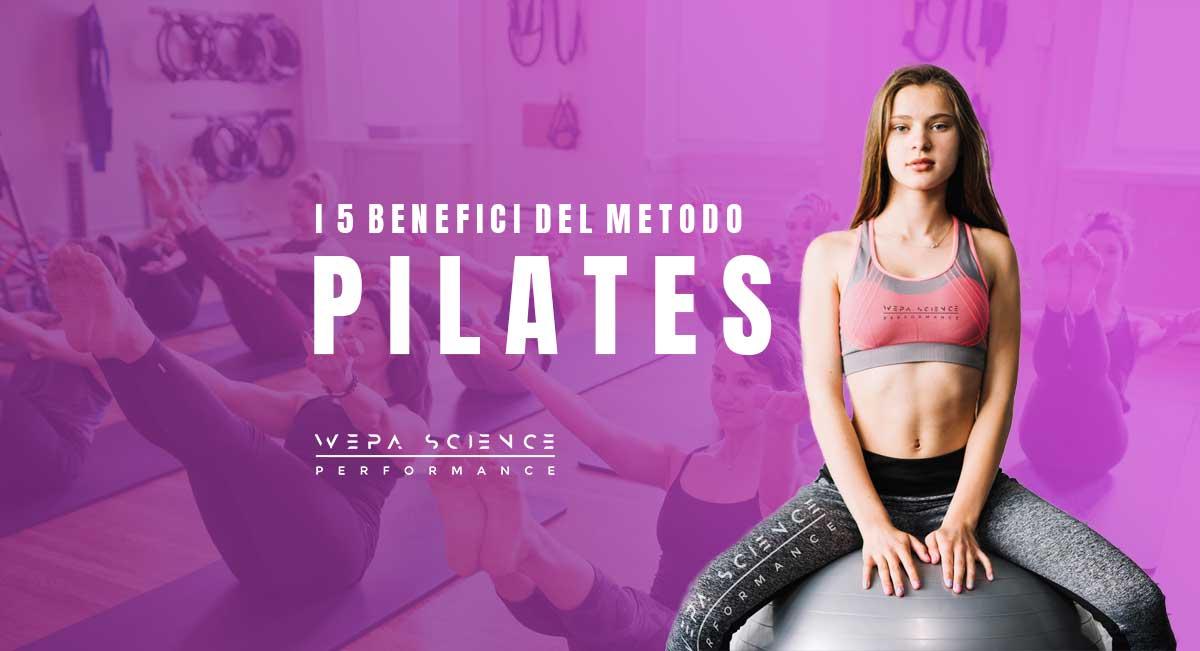 Corso Istruttore di Pilates – I 5 Benefici del Metodo Pilates